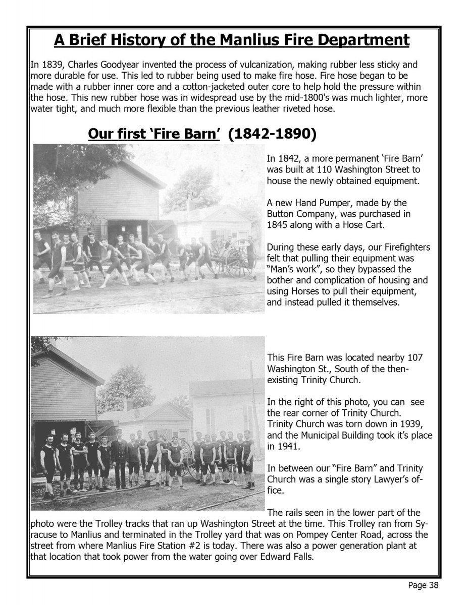 first fire barn