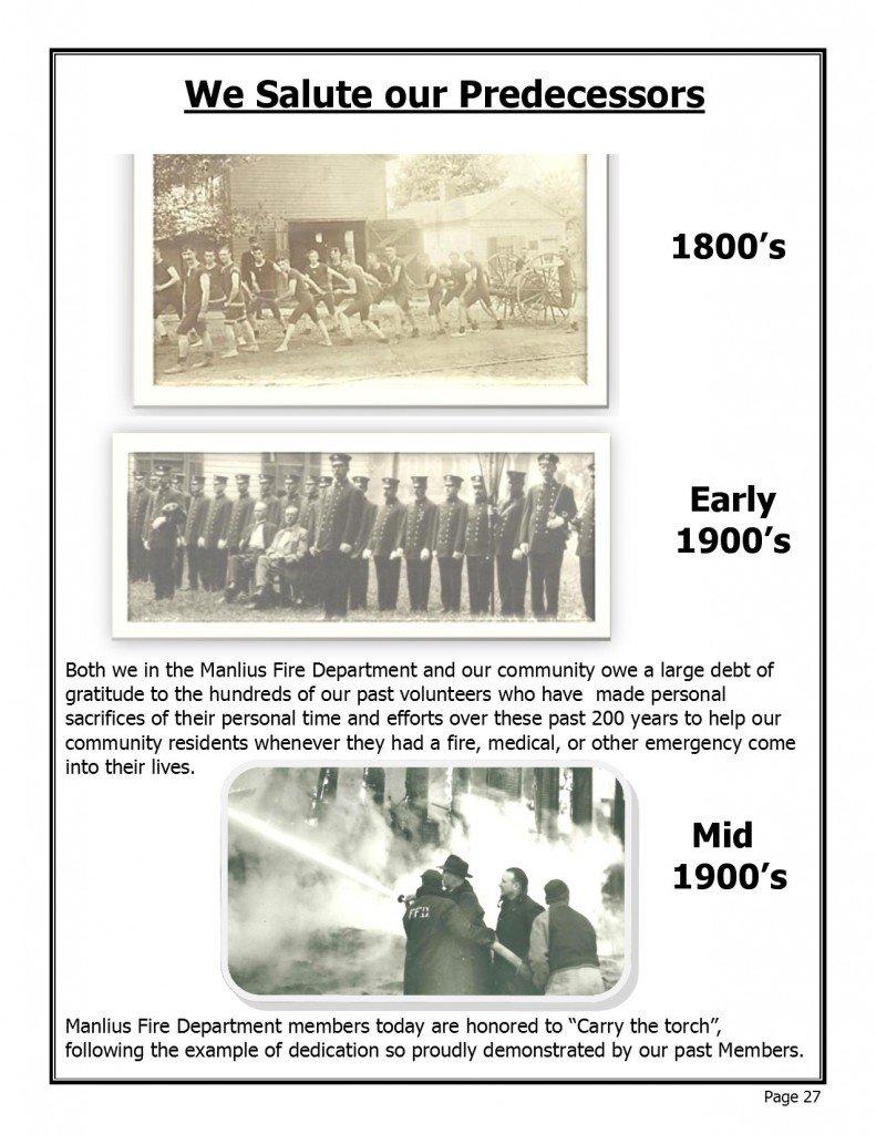 predecessors