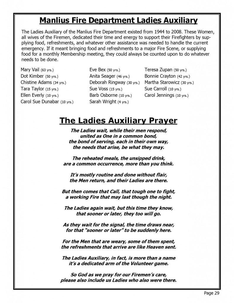 ladies auxillary